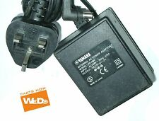 YAMAHA EXTERNAL AC POWER ADAPTER PA-M30 DC 15V 1.2A UK PLUG