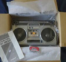 NEW TOSHIBA RT-8900S Bombeat 15MQJS Searher Radio Cassette Boombox GhettoBlaster