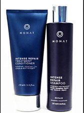 IRT Intensive Repair Shampoo and Conditioner MONET Hair Lost Monat Monet