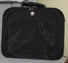 "Dell Laptop Bag 15"" X 12"" X 3""1/2 Well Padded Shoulder Strap Organizer Nice Case"
