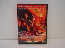 Xxx (Dvd, 2002, Widescreen Special Edition) Vin Diesel