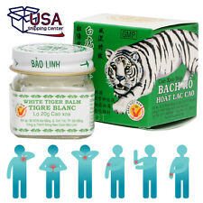 Tiger Balm Pain Relief Muscle Ointment Massage Rub Arthritis Joint White/Red NEW