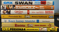 Mixed Manga Lot $6.99 Each Tokyopop Viz Graphic Novel