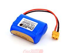 LiFe Battery 26650 6.4V 3300mAh Replace Sealed Lead Acid 6V Alarm Cell 2S1PB