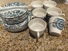Offbeat Royal Tudor Ware Coffee/Tea Set 18 Pieces