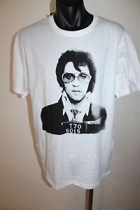 Elvis A Presley Face T70 5015 Men's T-Shirt Size 2XL BNWT