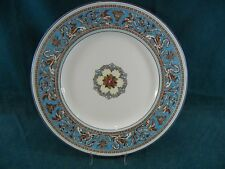Wedgwood Florentine Turquoise Fruit Center W2714 Dinner Plate(s)