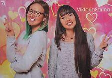 VIKTORIASARINA - A3 Poster (ca. 42 x 28 cm) - YouTube Clippings Voktoria Sarina