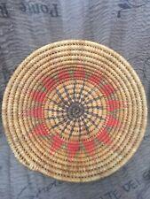 Vintage Native coil basket