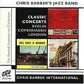 Chris Barber's Jazz Band - International/Classic Concerts 2CDs