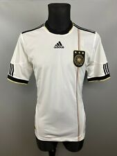 GERMANY 2010/2011 HOME SHIRT FOOTBALL SOCCER JERSEY ADIDAS ADULT SIZE M