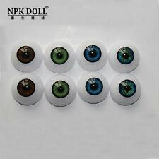 A variety of eye color 22mm Half Round Acrylic Reborn Baby Doll Eyes