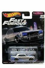 2019 Hot Wheels Fast Rewind Fast & Furious #3/5 Nissan Skyline HT 2000GT-X