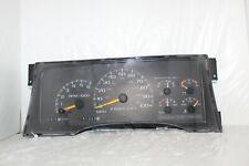 Speedometer Instrument Cluster 95 - 00 GMC Chevy Tahoe Suburban 191,038 Miles