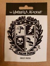 UMBRELLA ACADEMY CREST PATCH 2019 Edition