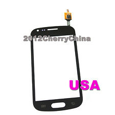 Touch Screen Digitizer Panel For Samsung Galaxy S Duos 2 S7582 S7580 Black US
