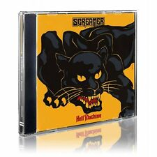 SCREAMER - Hell Machine (NEW*SWE HEAVY METAL*AMBUSH*ENFORCER*LETHAL STEEL)