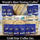 World's Best Coffee - 10 lb Jamaica Jamaican Blue Mountain Grade 1 Fire Roasted