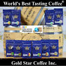 World's Best Coffee - 10 lb Jamaica Jamaican Blue Mountain Grade 1 Fire Roasted