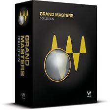 Waves Grand Masters Mastering Plugin Bundle w/ 15 Plugins - AAX RTAS VST