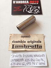 SPINOTTO PISTONE INNOCENTI LAMBRETTA 125-150-200 DL, 125-150 LI, 175 TV SERIE 2