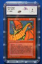 MRM FRENCH Dragon shivân - Shivan Dragon MINT Grade 9 MTG Magic FBB