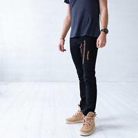 Levi's 511 Slim Fit Schwarz Herren Jeans 30/30 W30 L30