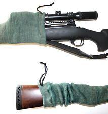 Dog & Field Shotgun and Rifle Silicone Treated Cotton Gun Sock