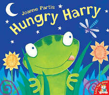 Hungry Harry by Joanne Partis | Paperback  NEW