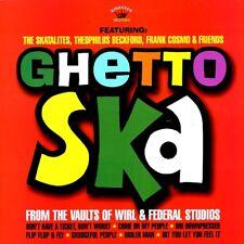 SEALED NEW LP Skatalites, Theo Beckford, Etc. - Ghetto Ska