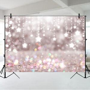 Christmas Fantasy Dream Star Photography Backdrop Studio Background Photo Props