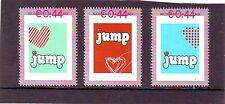 NVPH 2489 PP14 Persoonlijke zegels Hartstichting Jump Postfris