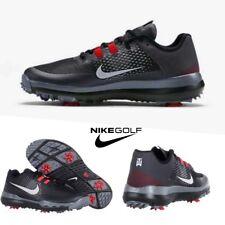 N i k e Men's TW 15 Golf Shoes Wide 704885 001 Black Size 7-11 Limited🔥