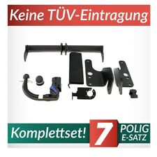 Für Toyota Corolla X E15 Stufenheck 07-10 Anhängerkupplung abnehmbar+E-Satz 7p