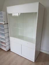 Terrarium 100 breit 60 tief und 170cm hoch in weiß
