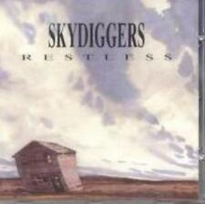 Skydiggers: Restless w/ Artwork MUSIC AUDIO CD Toronto Canada Capitol album