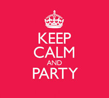 Various Artists : Keep Calm and Party CD 3 discs (2013) ***NEW*** Amazing Value