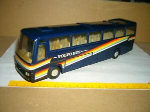 JOAL Volvo Coach Bus, dunkelblau, 1-50, 12-19 Zustand / Condition: 2