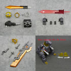 Transparent Neck Chest Upgrade Kit For SS86 Grimlock Weapon Sword Movable Hands