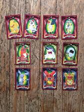 Digimon Trading Gate Cards Complete Set Japanese Digitamamon Elecmon Gazimon