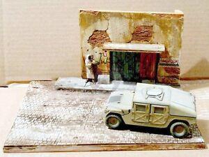 "Dioramas Plus 1/35 ""Afghan Shops"" Afhanistan Market Street Scene Section DP20"