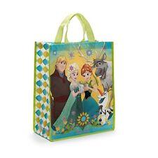 BNWT FEBBRE Tote Shopping FROZEN Borsa DISNEY STORE ELSA ANNA KRISTOFF OLAF SVEN