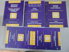 Shop Service manual Werkstatthandbuch Town & Country Caravan Voyager 1996