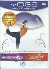 Yoga Para Diabetes Un arte y una ciencia de la Vida  DVD