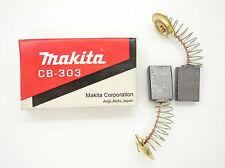 Makita CB303 Carbon Brushes Pair for LS0714L 9227CB PV7000C UB1101 MK2