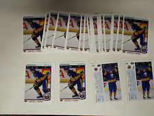 1990-91 UPPER DECK HOCKEY #519 DONALD AUDETTE LOT OF 94 CARDS UNPICKED