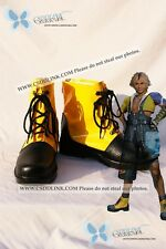 Final Fantasy X Tidus cosplay shoes boots CSddlink