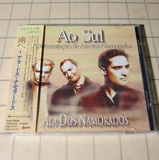 Ala Dos Namorados - Ao Sul  JAPAN CD W/OBI #K02