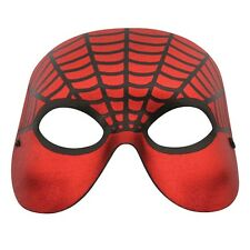 Spider Man Face Eye Mask Fancy Dress Up Party Venetian Costume Masquerade Ball