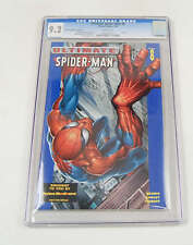 Ultimate Spider-Man 8 Payless Shoes Variant CGC 9.2 NM